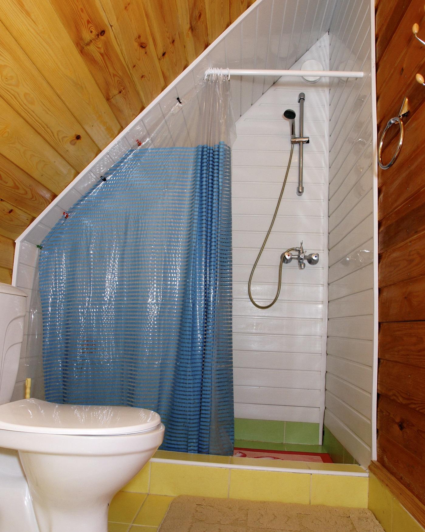 душ второго дома